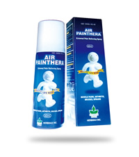 Painthera External Pain Relieving Spray